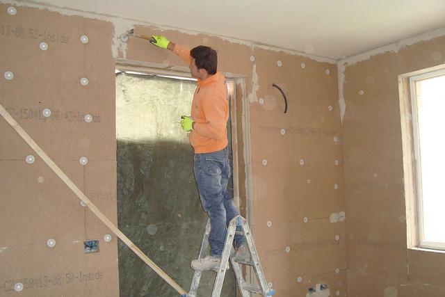 Energia zero energie rinnovabili - Cappotto interno casa ...